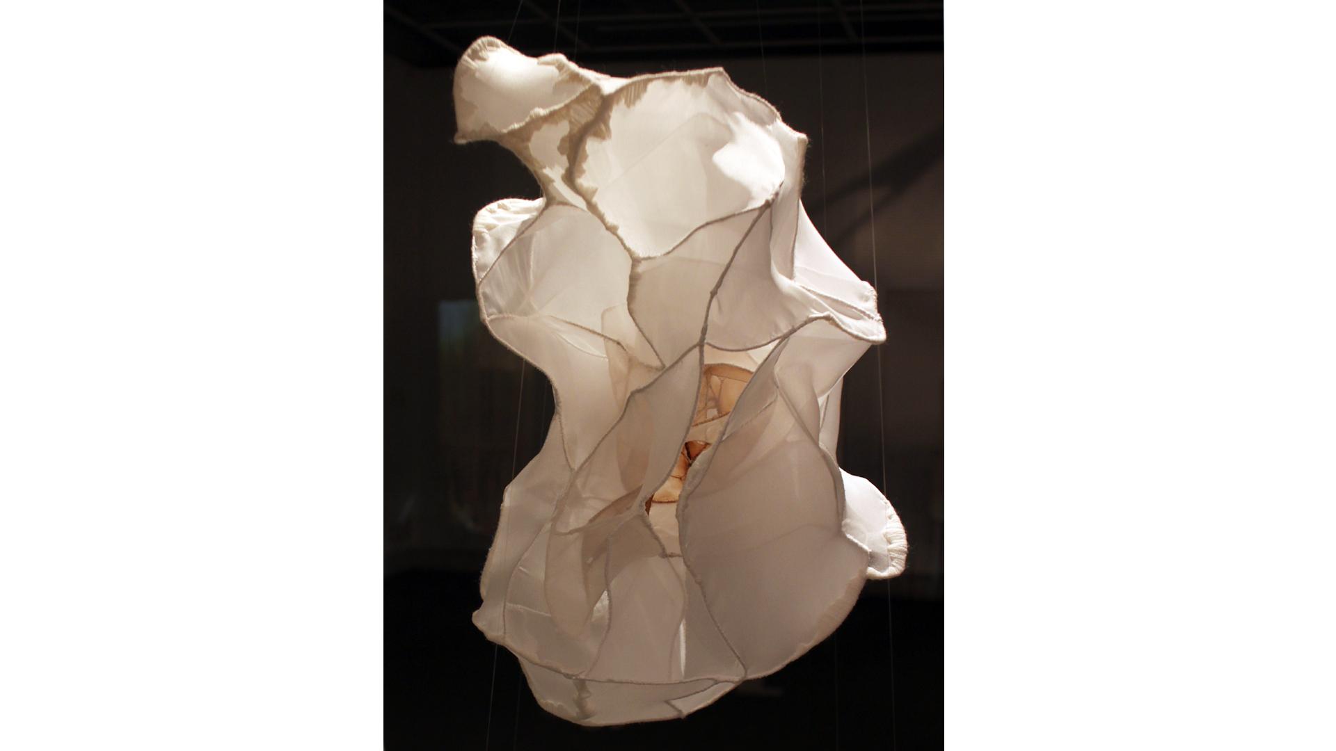 Anni Foglert skulptur